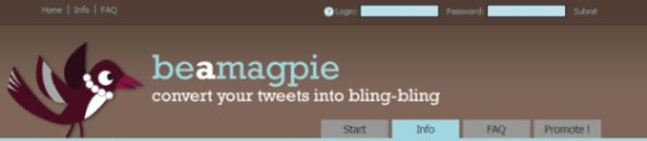 earning with magpie