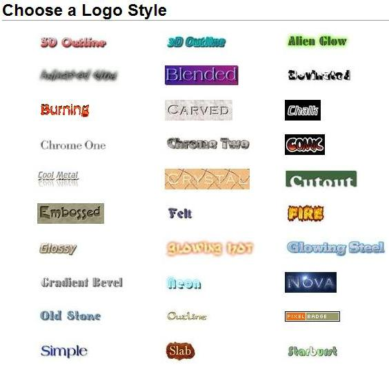 Progressive Logo Design For You Choose The Text Style To