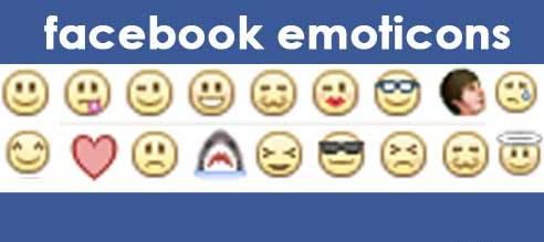 Facebook Emotikons